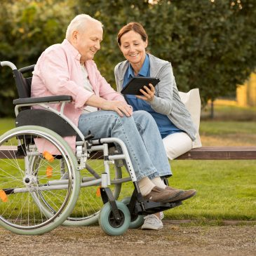 National leaders in Adult Social Care online services!
