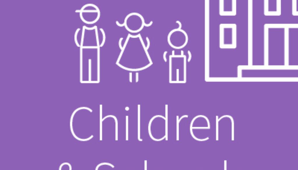 MyStaffs App New Tile Children & Schools