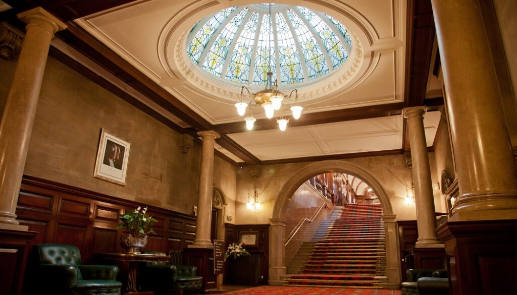 lobby-and-staircase