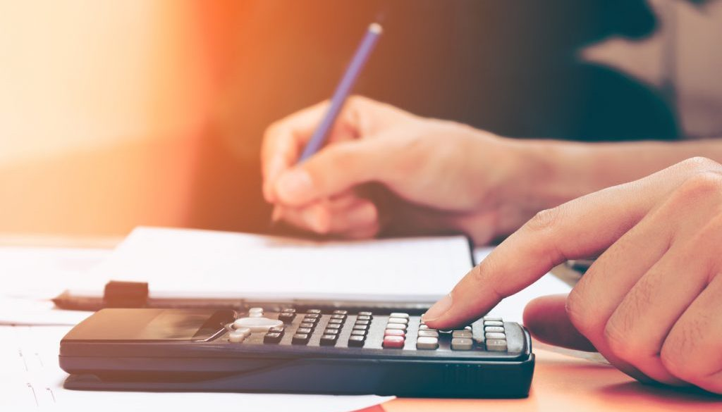 Giving customers the chance to calculate their care