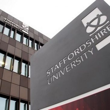 New Staffordshire University Deal