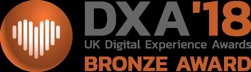 DXA Bronze Award Logo