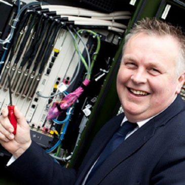SwitchStaffs to unlock the potential of superfast broadband