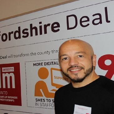 Project seeks digital entrepreneurs to solve social challenges in Staffordshire