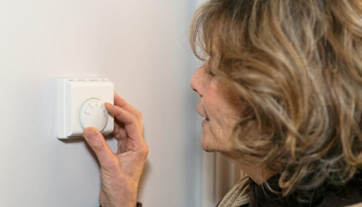 Winter heating: adjusting the thermostat at home