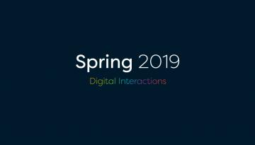 Spring 2019 Digital Interactions