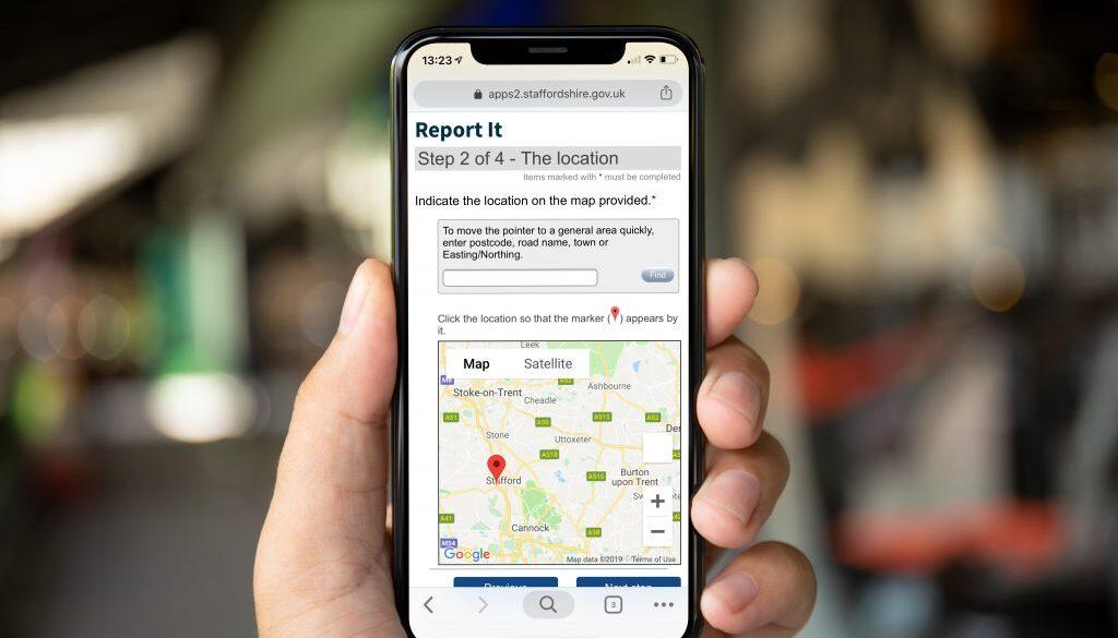 Report-It-Phone