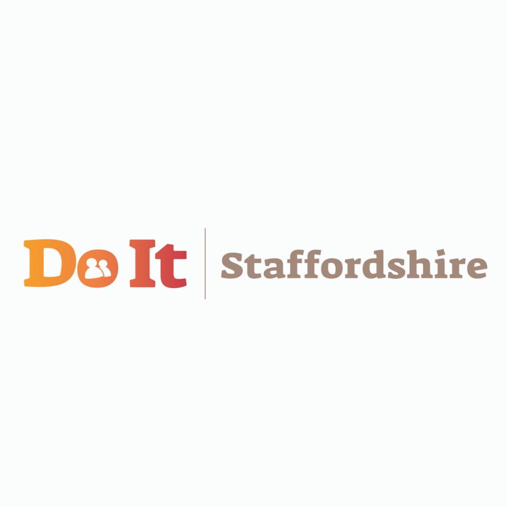 Do It Staffordshire logo